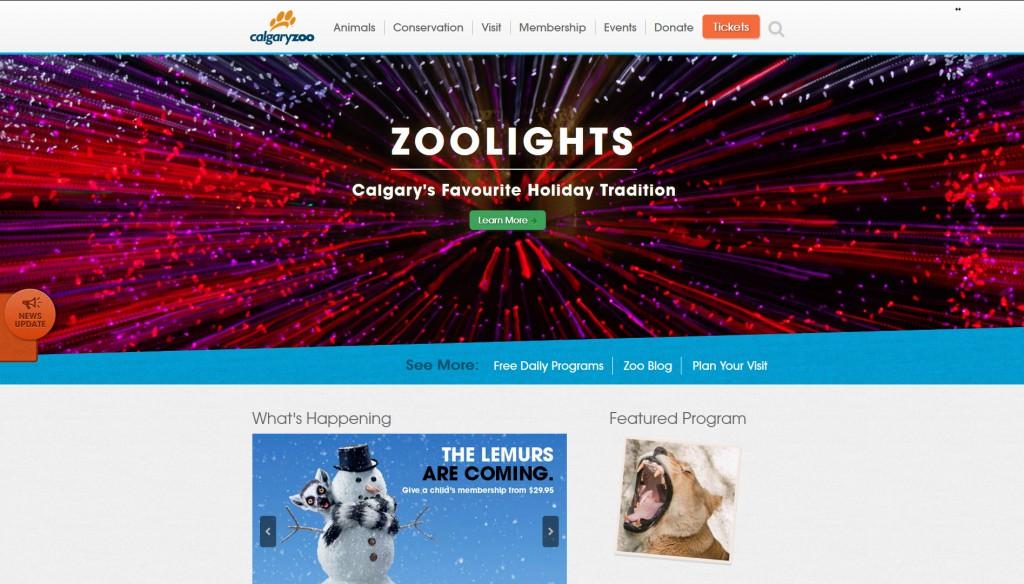 home-page-zoo-portfolio